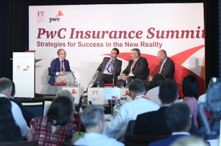 PwC Insurance Summit: Speed and magnitude of change will revolutionise commercial insurance & reinsurance