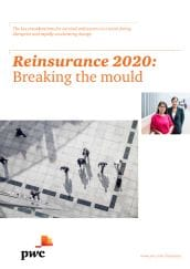 Reinsurance 2020: Breaking the mould