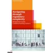 Navigating Through Regulatory Complexity: Perspectives on the Canadian banking industry