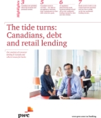 Enquête sur le crédit à la consommation 2013 - The tide turns : Canadians, debt and retail lending
