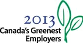 Canada's Greenest Employers: 2013