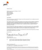 PwC's submission to the finance minister on the 2013 federal budget