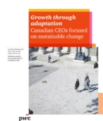Growth through adaptation: Canadian CEOs focused on sustainable change