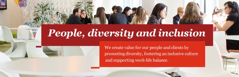 People, diversity and inclusion