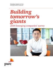A nation of innovators: 2015 Emerging companies' survey