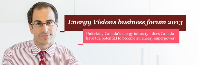 Energy Visions business forum 2013