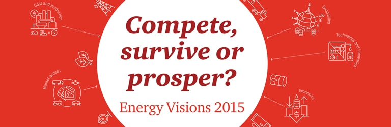 2015 Energy Visions: At a Crossroads
