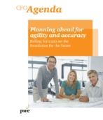 CFO Agenda Issue 2 - Planning ahead for agility and accuracy