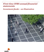 2013-05-13 First-time IFRS annual financial statements, Investment funds - An illustration