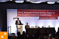 PwC Annual Global Forest & Paper Industry Conference