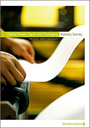 2006 Global Forest, Paper and Products Industry Survey