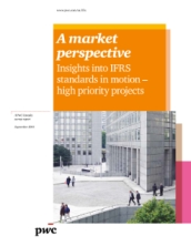 PwC Canada's IFRS Survey