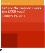 Mining – Where the rubber meets the IFRS road