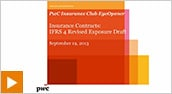 Insurance Contracts - IFRS 4 Revised Exposure Draft