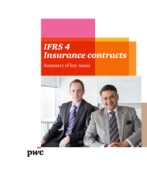 IFRS 4 Insurance Contracts - Summary of key issues