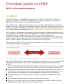 Practical guide to IFRS: IFRS 10 for asset managers