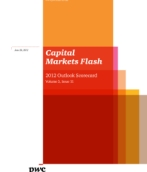 PwC Capital Markets Flash | 2012 Outlook Scorecard