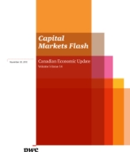 PwC Capital Markets Flash | Canadian Economic Update