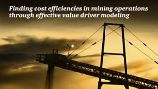 Watch and listen: Value Driver Modelling