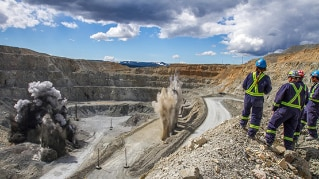 Canadian Mine: 50 years on… The mining industry in British Columbia 2017