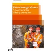 Flow-through shares: An overview for mining executives