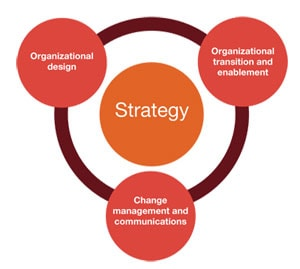 Organizational Design , PwC Canada