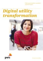 Digital utility transformation