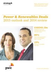 Power Renewables Deals