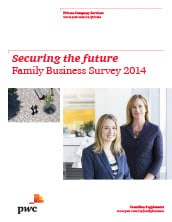 Securing the future - Family Business Survey 2014