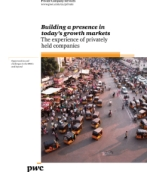 Building a Presence in Today's Growth Markets