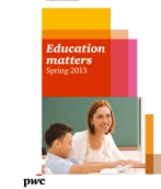 Education Matters: Spring 2013