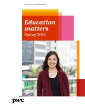 Education Matters - Spring 2014 issue