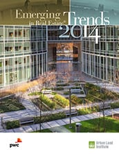 Emerging Trends in Real Estate 2014®