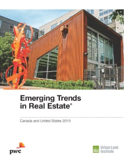 Emerging Trends in Real Estate 2015®