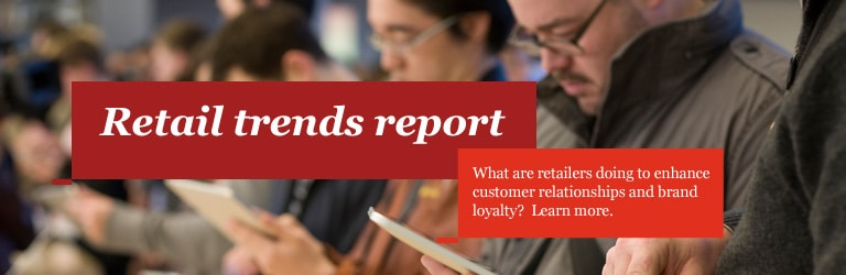 Retail trends report
