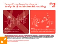 10 Myths of multi-channel retailing - #2.
