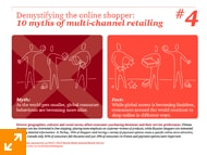 10 Myths of multi-channel retailing - #4.