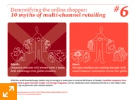 10 Myths of multi-channel retailing - #6.