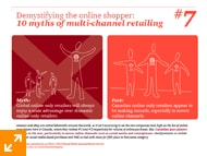 10 Myths of multi-channel retailing - #7.