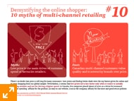 10 Myths of multi-channel retailing. - #10