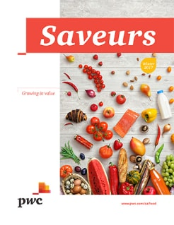 Saveurs, Growing in value: Winter 2017
