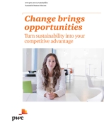 Change brings opportunities - Turn sustainability into your competitive advantage