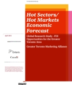Hot Sectors, Hot Markets: Economic forecast for emerging technologies