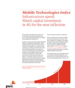 Mobile technologies index