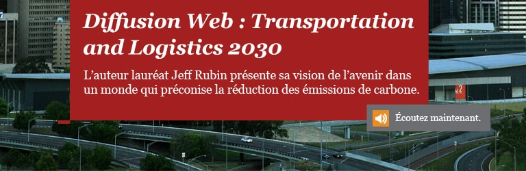 Diffusion Web : Transportation and Logistics 2030