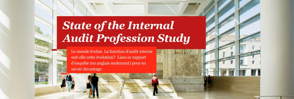 2012 State of the internal audit profession study