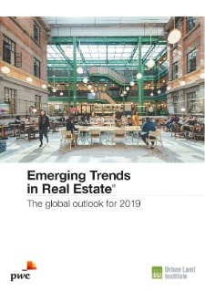Emerging Trends in Real Estate: the global Outlook for 2019
