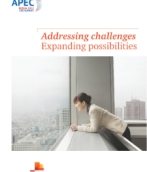 Addressing challenges Expanding possibilities (Apec CEO Survey)