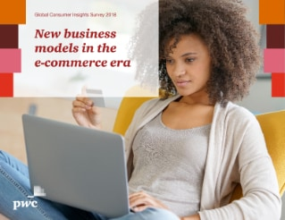 New business models in the e-commerce era