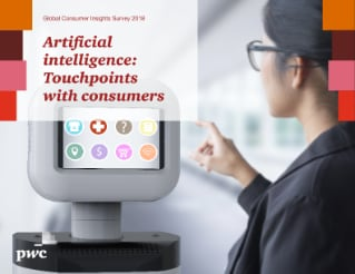 Artificial Intelligence: Touchpoints with consumers